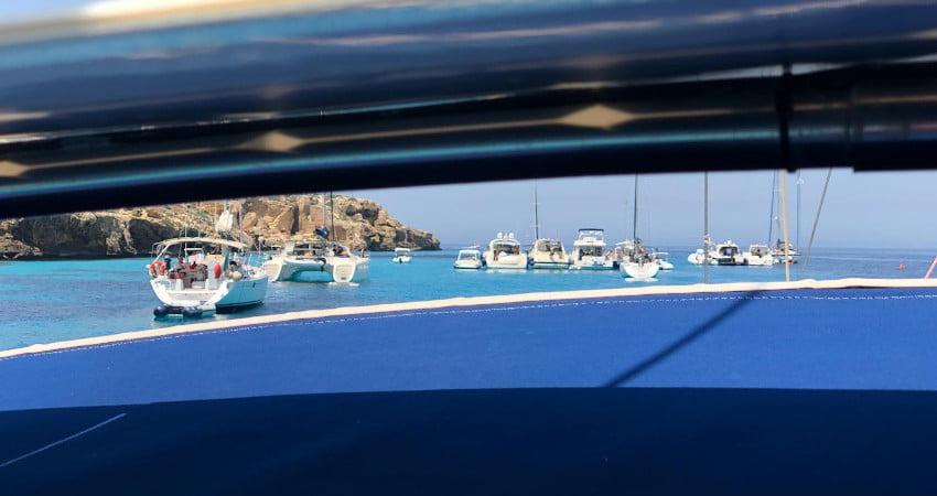 Agosto: perfetto per una vacanza in barca a vela